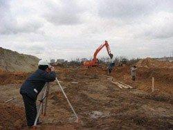 Земляные работы в Михайловске и устройство фундамента